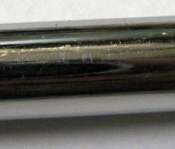 スマート金属部分のサビ取り剤