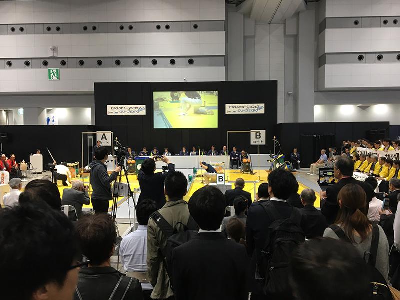 クリーンエキスポ2019技能競技会2
