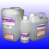 塩素未使用。強力に尿石を除去するスマートアシッド