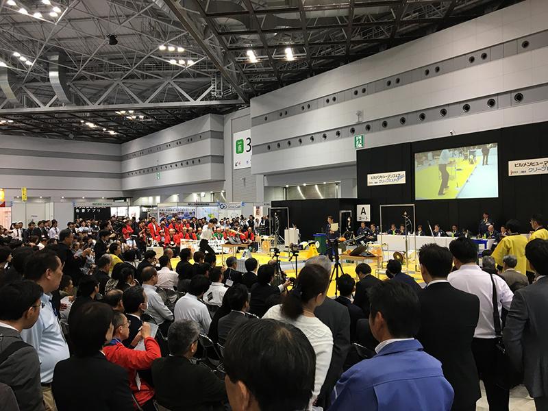クリーンエキスポ2019技能競技会
