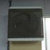 工場の換気扇カバーの洗浄