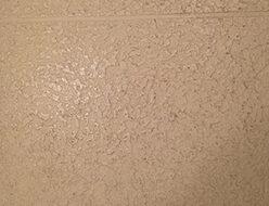 ユニットバス床の水垢の除去